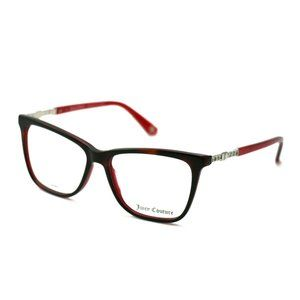 Juicy Couture Cat-Eye Style Havana/Burgundy Frame